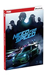 Need For Speed Standard Edition Strategy Guide de Prima Games