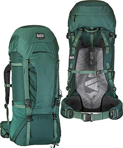 Bach Lite Mare 65-70 alpine green Long