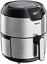 Tefal Easy Fry, Oil less air fryer, delicious fried food with little to no oil , Digital interface, 4.2-Litres, EY401D27