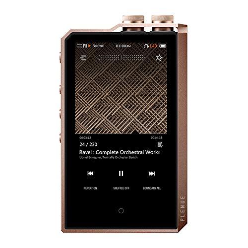 COWON PLENUE 2 MARKII AK4497EQ AI 24bit/192kHz 256G Hohe Auflösung Dual Core HiFi Musikplayer