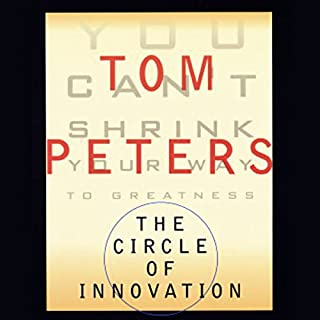 The Circle of Innovation audiobook cover art