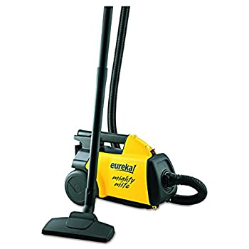 Eureka 3670G Lightweight Mighty Mite Canister Vacuum 9A Motor 8.2 lb Yellow