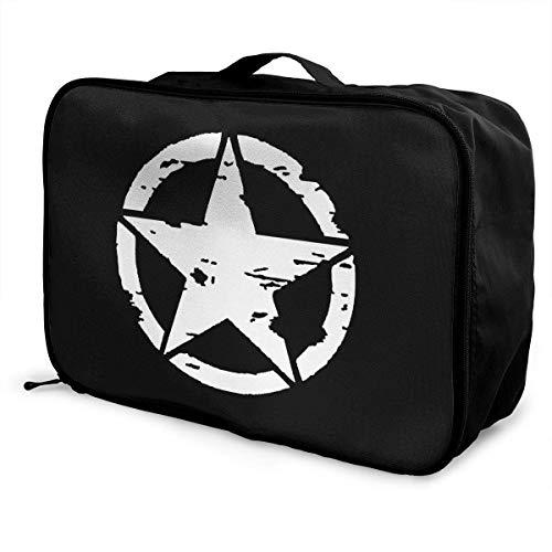 Bolsas de Maleta Oscar Mike Je-EP Military Star Travel