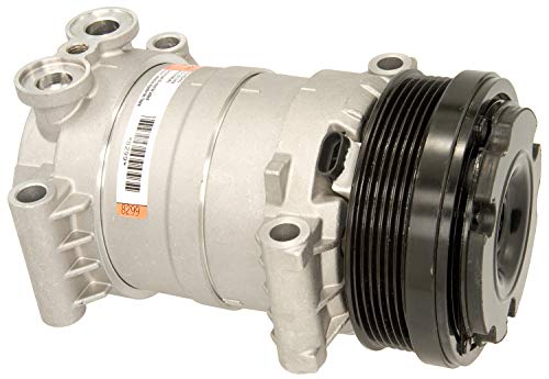 ACDelco Gold 15-22124A Air Conditioning Compressor