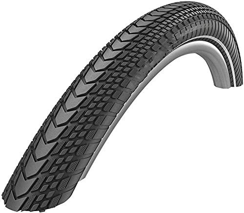 Qivor Pneumatico per Biciclette Unisex Flessibile (Color : Black, Size : 29x2.0)