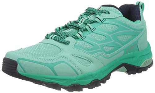 CMP Damen Zaniah Wmn Trail Shoe, Aquamint, 38 EU