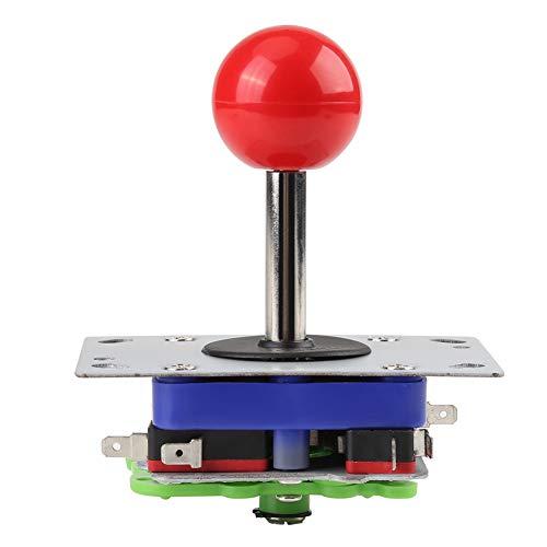 Joystick Arcade, Balón Red Ball Superior Ligero Joystick Ball Grip, Competición portátil clásica para niños Adultos