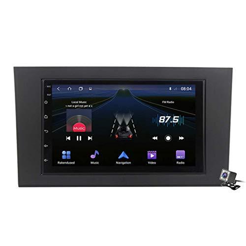 QBWZ Car Stereo Android 9.0 Radio para Audi A4 2002-2008 Navegación GPS Pantalla táctil de 10 Pulgadas Unidad Principal Reproductor Multimedia MP5 Video con 4G WiFi DSP Mirror Link Bluetooth