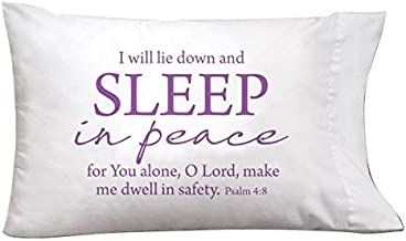 """product image for Imagine Design 20""""x30"""" Sleep in Peace Pillow Cover, 20"""" x 30"""""""