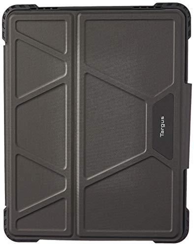 Targus Pro-Tek THZ748GL Carrying Case for 12.9' Apple iPad Pro (2018) - Black - Drop Resistant, Impact Resistant Corner - Geometric - 11.6' Height x 0.7' Width x 8.9' Depth