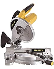 Stanley Stsm151/Tr Gönye Testere Makinesi, Sarı/Siyah, 1 Adet