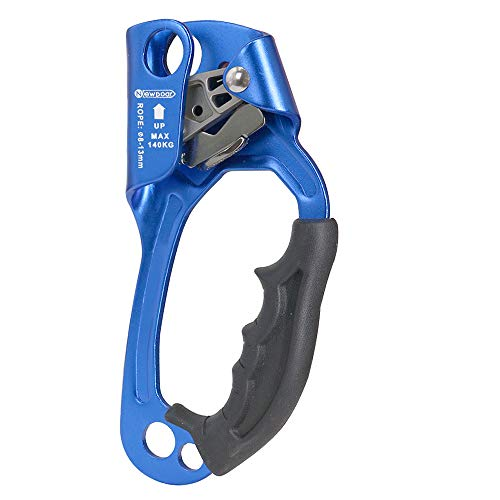 Newdoar Handsteigklemme Klettern Ausrüstung 8-13mm