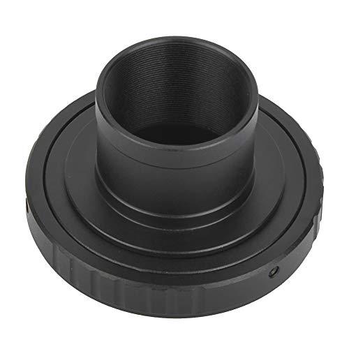 Adaptador de lente de telescopio, aleación de aluminio T2-AF telescopio de 1,25 pulgadas para anillo adaptador de cámara de montaje Sony/Minolta AF