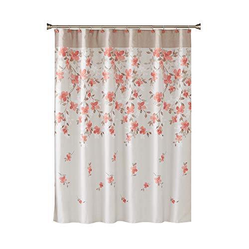 SKL Home by Saturday Knight Ltd. Coral Garden Floral Shower Curtain