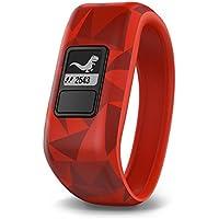 Garmin v-vofit jr Kids Fitness/Activity Tracker (Red)