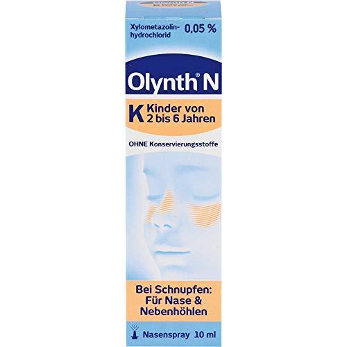 Olynth N K Nasenspray bei Schnupfen, 10 ml Lösung