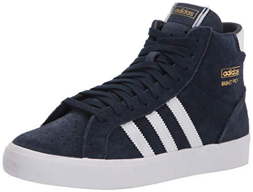 adidas Originals Mens Basket Profile Sneaker, Blue,8
