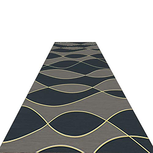 WGE Simple & Stylish Runner Rugs for Gallery/Hallway, Area Rugs Doormats Carpet for Office or Entryway (Size : 0.8×2m)