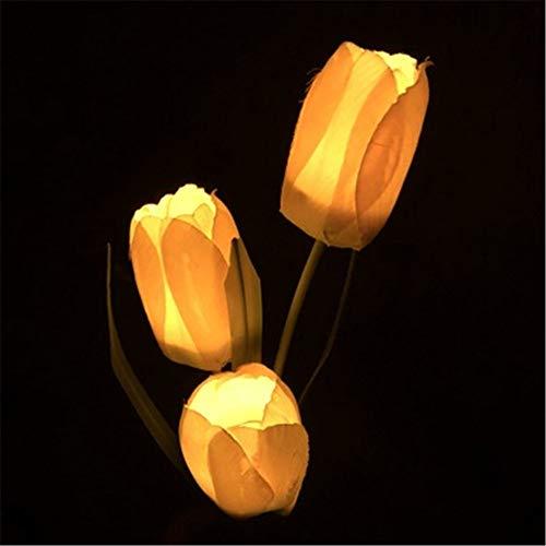 Outdoor Solar Blume Lichter Garten Warmes Weißes Licht Lilie Blume Solar Weg Lichter Garten Dekor Beleuchtung Für Outdoor Patio Yard Weihnachten Pathway Decor
