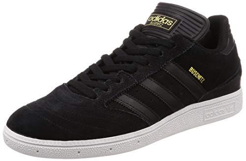adidas Herren Busenitz Pro Fitnessschuhe, Schwarz (Negbás/Ftwbla 000), 43 1/3 EU
