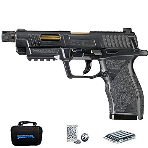 Umarex UX SA10 blowback | Pack Pistola balines perdigones