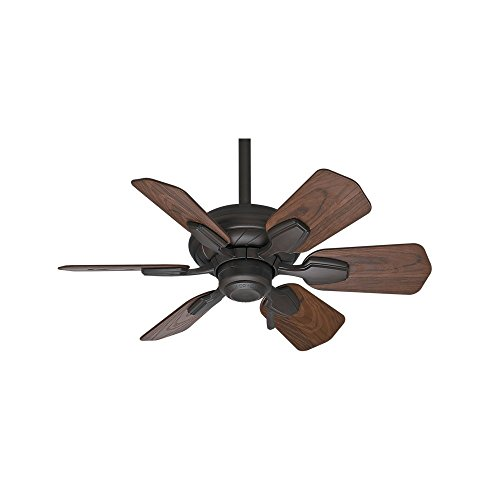 Casablanca Indoor / Outdoor Ceiling Fan, with pull chain control - Wailea 31 inch, Cocoa, 59525