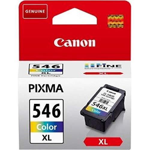 Canon Tintenpatrone Canon CL-546XL C/M/Y ca. 300 Seiten