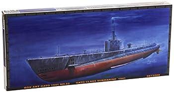 USS Gato Class Submarine 1941 1-350 AFV Club
