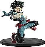 Banpresto - My Hero Academia The Amazing Heroes vol.10 Izuku Midoriya Figure, Multicolore