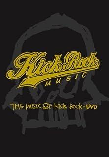 THE MUSIC OF KICK ROCK - DVD