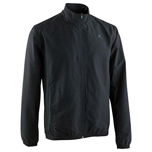 Domyos Energy Fitness Jacket (Black, Small)