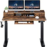 Rolanstar Height Adjustable Desk 55',...