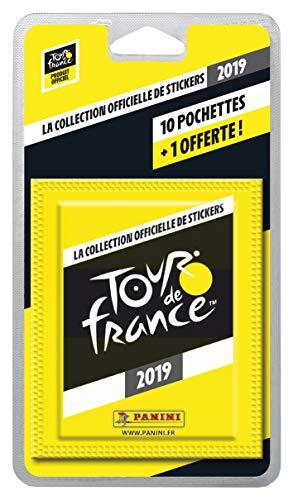 Panini France SA-11 Pochettes Tour DE France 2019, 2508-020