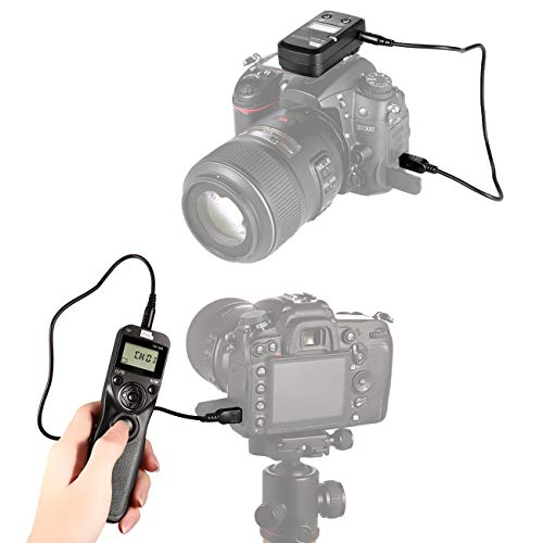 PixelTW-283/S2ワイヤレスタイマーリモートコントローラー