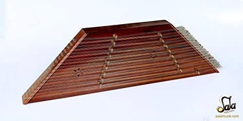 Santoor Santur Dulcimer NAS-202 - Sartén de calidad persa