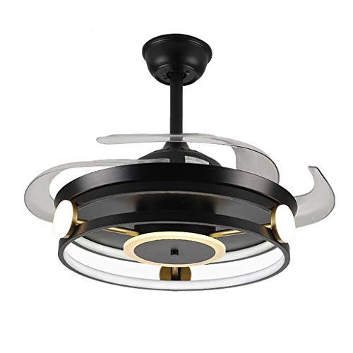 ventilador techo con luz y mando a distancia de la marca Ceiling fan with light