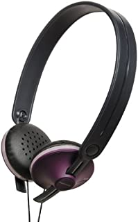Panasonic RPHX35V Lightweight Headphone Violet (Discontinued by Manufacturer)