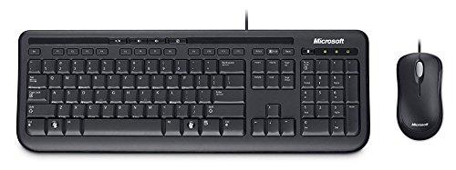 Microsoft Wired Desktop 600 for Business Keyboard, Black