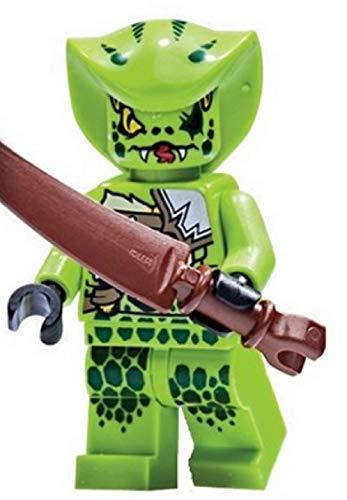 LEGO Ninjago: Lasha Legacy Minifig - Serpentina con hoja