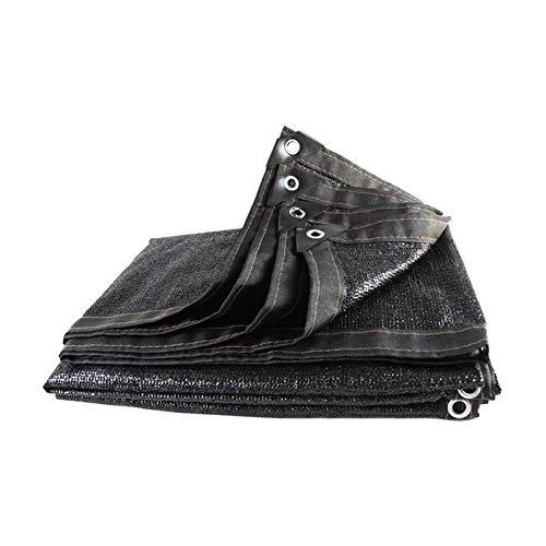 TYHZ Malla sombreo Sombra de Sombra Sombra Negra Sombra Alta Densidad De Punto De Punto De Punto De Punto De 10 Picadoras De Sombreado De Sombrilla De Solirá Malla de sombreo