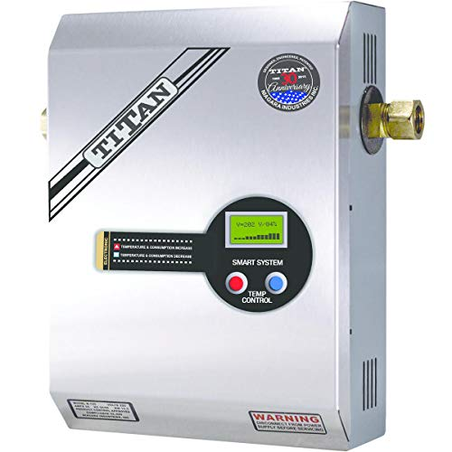 Titan N-120S SCR2 Tankless Water Heater Electric 11.8 KW 220 Volt 54 AMP