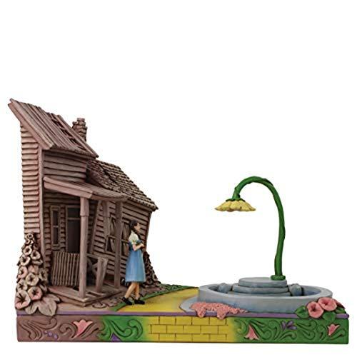 Wizard of Oz Dorothy va in Kansas, Resina, Multi-Colour, Taglia Unica