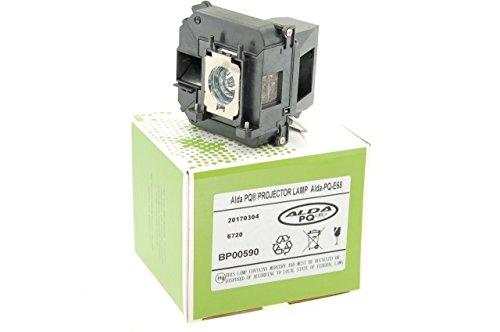 Preisvergleich Produktbild Alda PQ-Premium,  Beamerlampe / Ersatzlampe für EPSON EH-TW5900,  EH-TW5910,  EH-TW6000,  EH-TW6000W,  EH-TW6100,  EH-TW6100W,  H421A,  H450A,  POWERLITE HC 3010 Projektoren,  Lampe mit Gehäuse