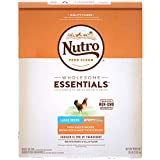 NUTRO WHOLESOME ESSENTIALS Large Breed Puppy Dry Dog Food, Chicken & Lamb
