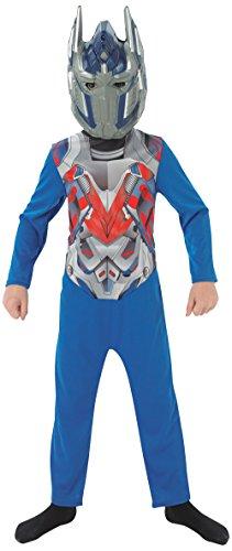 Rubie's-déguisement officiel - Transformers - Costume Kit Blister Optimus Prime T4- I-35342