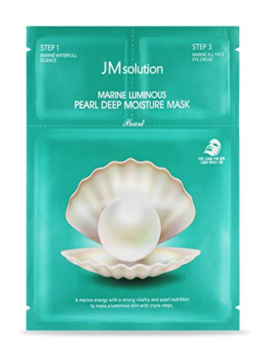 JM Solution Marine Luminous Pearl Deep Moisture Mask [Single]