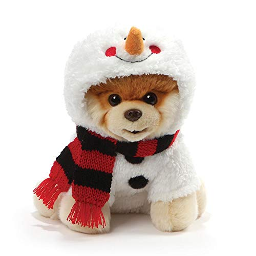 Boo Snowman 9 Inch