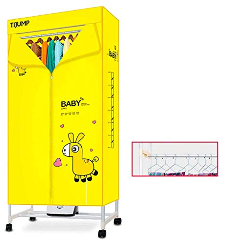 AFDK Secador portátil constante 1200W del hogar eléctrico de la temperatura de...