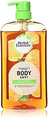 Herbal Essences Body envy shampoo & body wash, volumizing shampoo, 29.2 fl oz, 29.2 Fl Oz from AmazonUs/PRFZ7