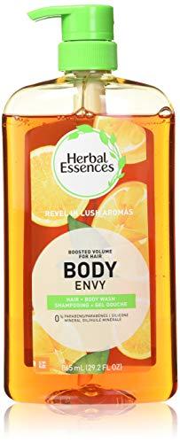 Herbal Essences Body envy shampoo & body wash, volumizing shampoo, 29.2 fl oz, 29.2 Fl Oz